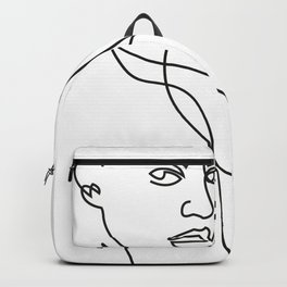 She Knows the Way to Your Heart Backpack