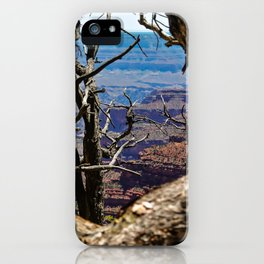 Death's Tree iPhone Case