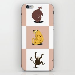 The Wild iPhone Skin