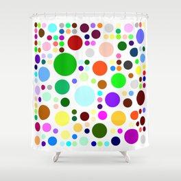 Pipemidic Acid Shower Curtain