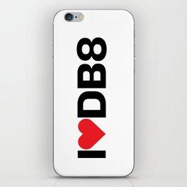 I ♥ Debate iPhone Skin