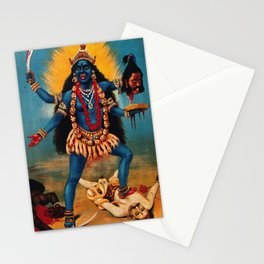 Kali - Hindu Stationery Cards
