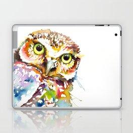 Owl Curious Laptop & iPad Skin