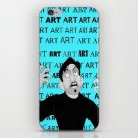 meme iPhone & iPod Skins featuring Art Meme  by Madison Daniels