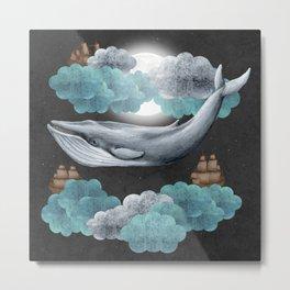 Oceanic Sky Metal Print