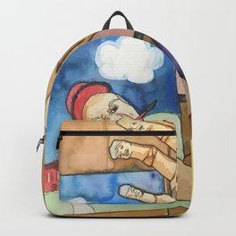 Handy little accidents Backpack
