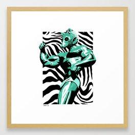 Greedo Beefcake Framed Art Print