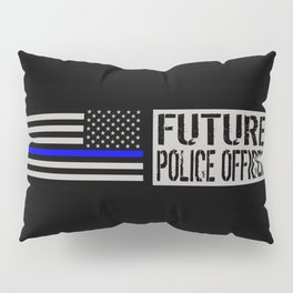 Police: Future Police Officer Pillow Sham