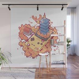 Pocket Monster V2 - Ho-Oh Wall Mural