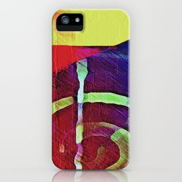Hook Echo iPhone Case