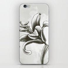 Fleur de lys iPhone & iPod Skin