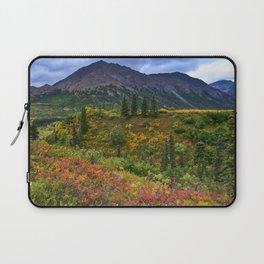 Denali Park in Autumn Laptop Sleeve