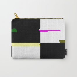 Squares 2x2 1 Carry-All Pouch