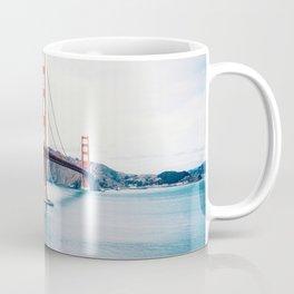 Colors of the Golden Gate Bridge Coffee Mug