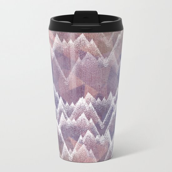 Forever Mountains Metal Travel Mug