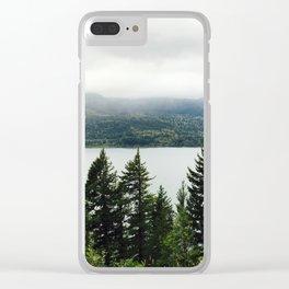 Multnomah Clear iPhone Case