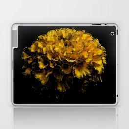 Beautiful Yellow Flower Laptop & iPad Skin