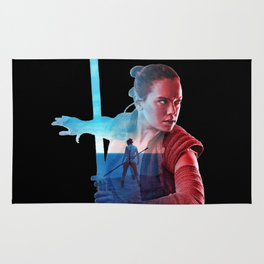 Rey: I need someone to show me my place in all this Rug