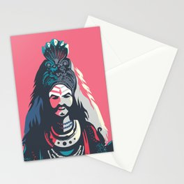 The King of Kings Stationery Cards
