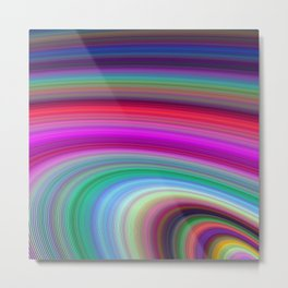 Colorful Lust Metal Print