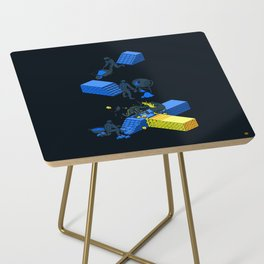 Tron Wall Side Table