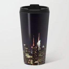 Empire at Night Travel Mug