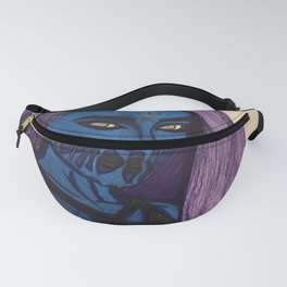 Pointed Fanny Pack