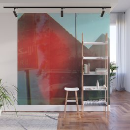 Egyptian Pyramids Wall Mural