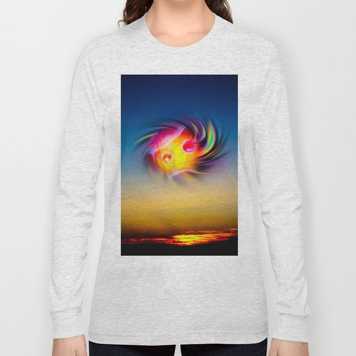 Sunrise 7 Long Sleeve T-shirt