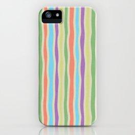 LYWALH Stripes iPhone Case