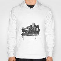 sneakers Hoodies featuring sneakers by Cardula