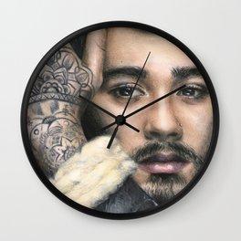 Zayn Malik Wall Clock