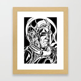The Navigator Framed Art Print