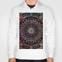 chakra Hoodies featuring CHAKRA by Spectronium - Art by Pat McWain