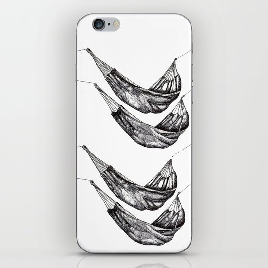 Check out my Hammocks! iPhone & iPod Skin