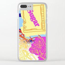 The Bruxist Clear iPhone Case