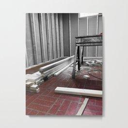 Framing Abington Metal Print