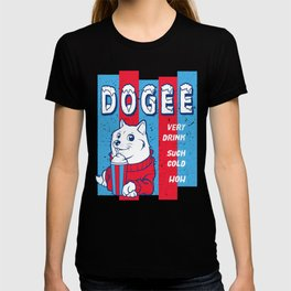 Dogee Such Cold  T-shirt