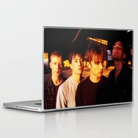 blur Laptop & iPad Skins featuring blur by s1jeong
