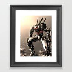 Blackjack Framed Art Print