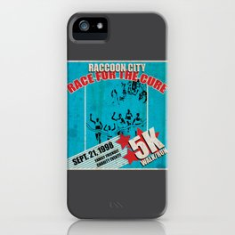 Race for the Cure: Run, Save Yourself iPhone Case