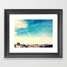 Budapest - Hungary Framed Art Print