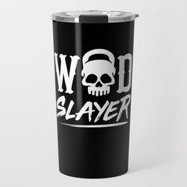 WOD Slay er Skull Travel Mug