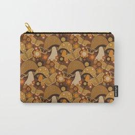 Mushroom Stitch Carry-All Pouch