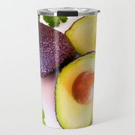 Avocado & fresh coriander Travel Mug