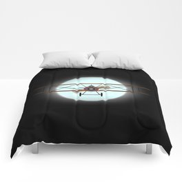 Flying by Night Comforters