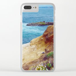 Cliffs and Shoals Clear iPhone Case
