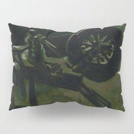 Spinning Wheel Pillow Sham