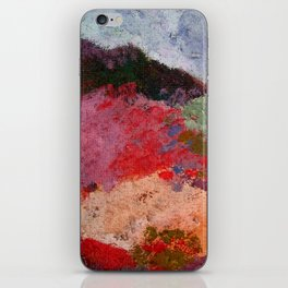 PAISAJE iPhone Skin