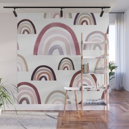 Rainbows I Wall Mural